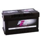 Аккумулятор AFA PLUS 80Ah 740А обр.пол. Евро L4 низкий