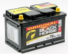 Аккумулятор Black Horse 75.0