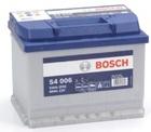 Аккумулятор Bosch S4 60Ah 540А прям.пол. Евро L2