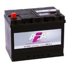 Аккумулятор AFA PLUS 68Ah 550А прям.пол. Азия D26R