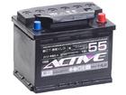 Аккумулятор ACTIVE FROST 55Ah 450А обр.пол. Евро L2