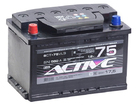 Аккумулятор ACTIVE FROST 6СТ-75.1 VL3