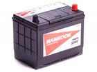 Аккумулятор HANKOOK 6СТ-70.0 (80D26L) бортик