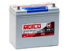 Аккумулятор Mutlu SFB M3 6СТ-55.0 (65B24L) тонк.кл.