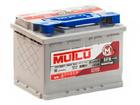 Аккумулятор Mutlu SFB M3 6СТ-60.0 низкий