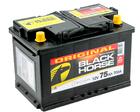Аккумулятор Black Horse 75Ah 700А прям.пол. Евро L3