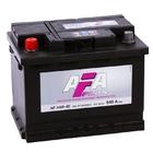 Аккумулятор AFA PLUS 60Ah 540А прям.пол. Евро L2