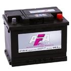 Аккумулятор AFA PLUS 60Ah 540А обр.пол. Евро L2